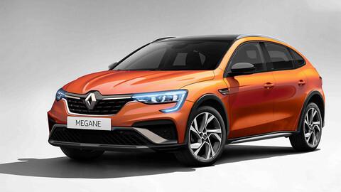 Renault podría transformar al próximo Megane en un crossover