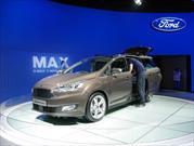 El Ford C-Max 2015 se presenta