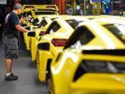 Los países con mayor producción automotriz durante 2016