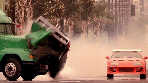 """¿Cuántos autos se destrozaron en """"Rápido y Furioso""""?"""