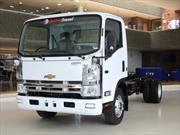 Chevrolet sigue al mando en el segmento de buses y camiones