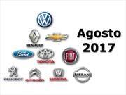 Top 10: Las marcas más vendedoras de Argentina en agosto de 2017