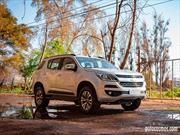 Probando la Chevrolet Trailblazer 2019