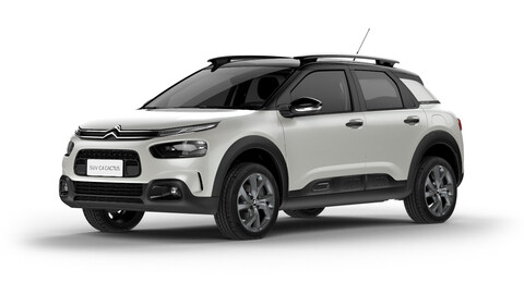 Citroën C4 Cactus Feel Pack Plus se presenta en Argentina