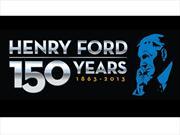 Ford conmemora el 150 aniversario de Henry Ford