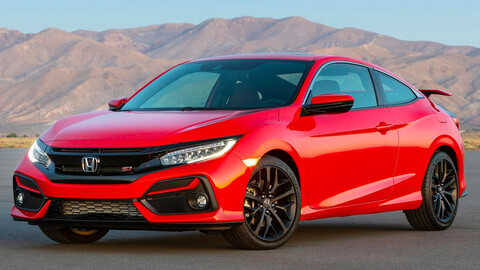 Honda Civic Coupé dice adiós