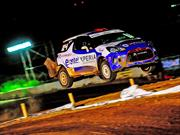 Motorshow del RallyMobil: Tomás Etcheverry se impone en emocionante final
