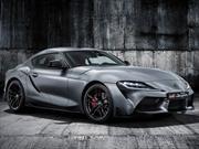 Toyota revela la paleta de colores del Supra 2020