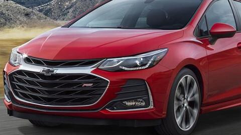 Chevrolet Cruze RS confirmado en Argentina y antes de lo que esperabas