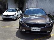 El nuevo Kia Cerato ya se muestra en Argentina