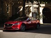 Nuevo Mazda6 2018, con ahora con motor turbo