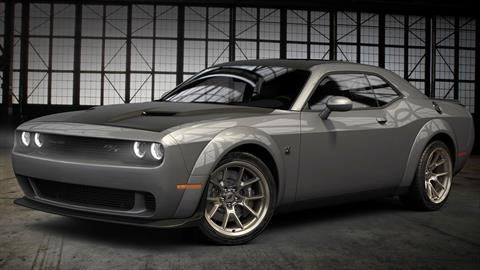 Dodge Challenger 50th Anniversary Commemorative Edition celebra medio siglo del muscle car