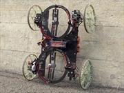 VertiGo, un coche que escala paredes