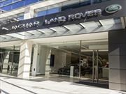 Jaguar Land Rover inauguró su nuevo local en Núñez