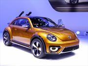 Volkswagen Beetle Dune Concept: Listo para jugar en la arena
