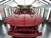 Nissan invierte en tecnología en sus plantas de Estados Unidos