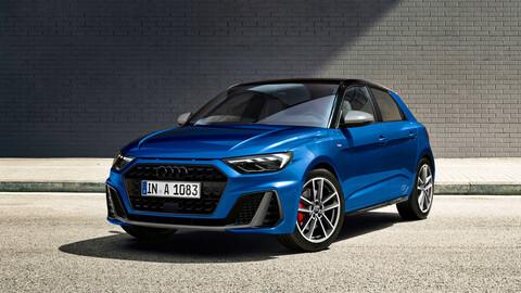 Audi A1 Sportback Competition: el más chico suma deportividad
