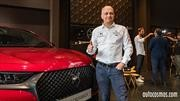 Conversamos con Xavier Mestelan, director del equipo DS Performance de Fórmula E