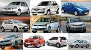 Top 10: Los autos más vendidos en Abril de 2012