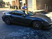 Cristiano Ronaldo estrena un Porsche 911 Turbo S