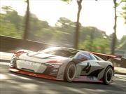 Audi e-tron Vision Gran Turismo, destruyendo la linea entre lo digital y lo real