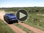 La nueva Ford Ranger se anticipa en Argentina con esta publicidad