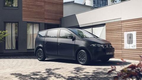 Sono Sion, un auto eléctrico solar que estrena el primer cargador bidireccional del mercado