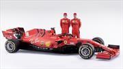 F1: Ferrari presenta su nuevo monoplaza para la temporada 2020