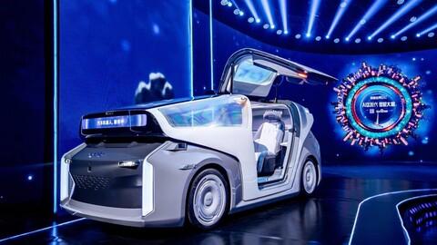 Baidu Robocar introduce sistema de conducción autónoma nivel 5