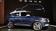 Hyundai Venue, una hermanita para la Creta