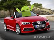 Google anuncia que Audi, GM, Honda y Hyundai contarán con Android