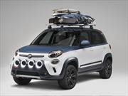 FIAT 500L Vans Concept, para la familia surfer