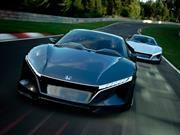 Honda Sports Vision Gran Turismo, el baby NSX será virtual