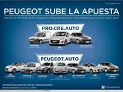 Peugeot entregó los primeros autos vendidos mediante ProCreAuto