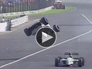 Video: Los choques más raros de la historia de la F1