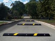 Lybra, los reductores de velocidad que generan energía