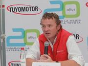 """Mauricio Salazar: """"El Dakar fue un sueño cumplido"""""""