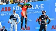 Fórmula E: Da Costa ganó en Marruecos y pasó al frente