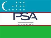 PSA apuesta fuerte en Uzbekistán