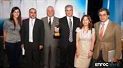 Bridgestone Argentina recibió el Premio Mercurio a la educación