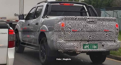 Nissan Frontier, la renovación ya está cerca de Argentina