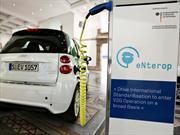 Siemens promueve una interfaz universal para autos eléctricos