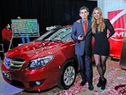 BYD cierra exitosa campaña en redes sociales regalando un auto 0km