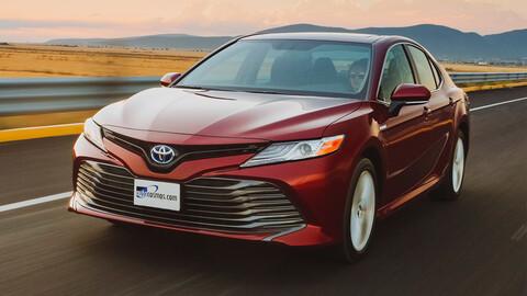 10 cosas que debes saber de Toyota Camry 2020