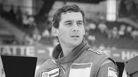 La vida íntima de Ayrton Senna estará en Netflix