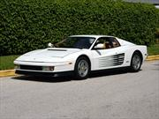 Ferrari Testarossa de El Lobo de Wall Street sale a la venta