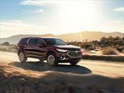 Chevrolet vuelve a la carga con la nueva Traverse