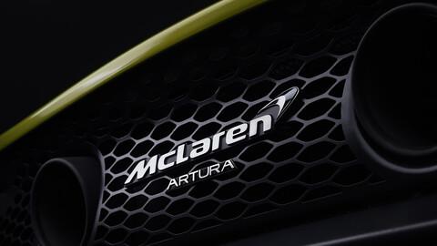 McLaren Artura: Así será el nombre del futuro superdeportivo híbrido de la marca