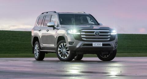 Nuevo Toyota Land Cruiser se lanza en Argentina