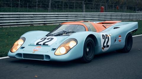 ¿Cuánto pagarías por este Porsche 917 de Le Mans?